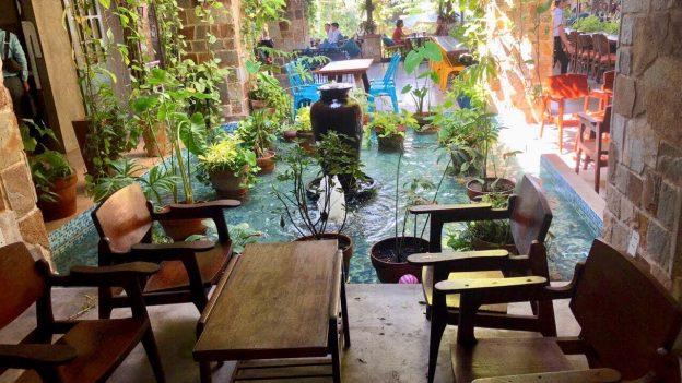 Dịch vụ thiết kế tiểu cảnh quán cafe giá rẻ nhất tại Tphcm