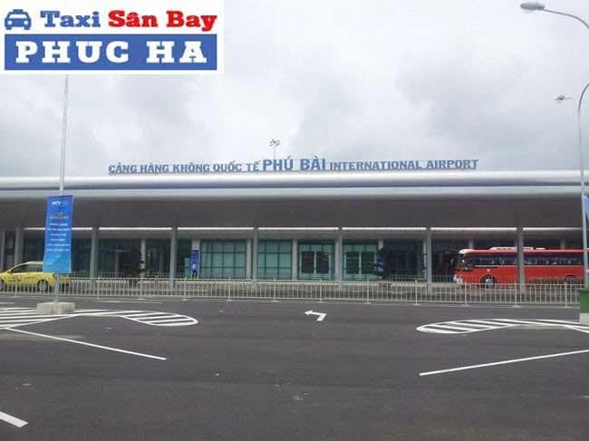 Dịch Vụ Taxi Sân bay Quốc tế Phú Bài – Huế