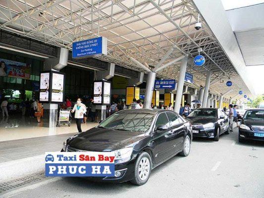 Taxi từ Hà Nội đi Vĩnh Phúc