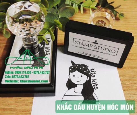 Dịch vụ khắc dấu huyện Hóc Môn giá rẻ, nhanh chóng